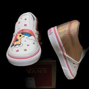 Unicorn Rainbow VANS